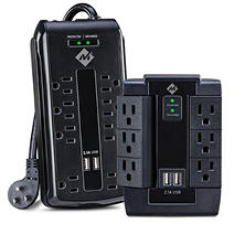 Member's Mark Surge Bundle With USB Ports (2 pk.)