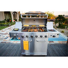 Member's Mark Stainless Steel 6-Burner Gas Grill