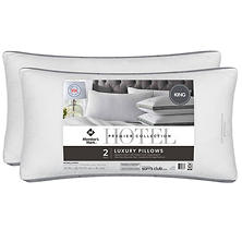 Hotel Premier Collection King Pillow by Member's Mark (2-pk.)