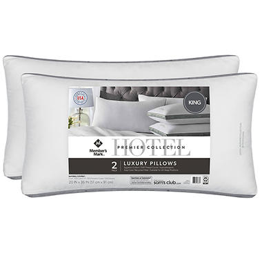 hotel premier collection king pillow by mark 2