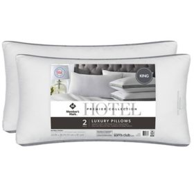 Hotel Premier Collection King Pillow by Member's Mark (2 pk.)
