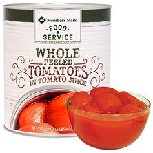 Member's Mark Whole Peeled Tomatoes (102 oz.)