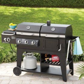 Member's Mark Gas & Charcoal Hybrid Grill