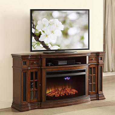 Member S Mark Richmond Smart Electric Fireplace And Media