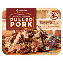 Member's Mark Pulled Pork (2 lb.)