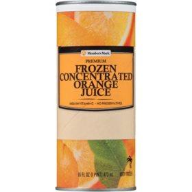Member's Mark Frozen Concentrated Orange Juice (96 fl. oz., 6 pk.)