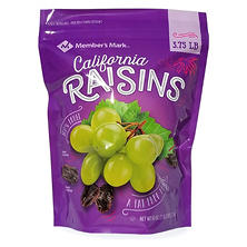 Member's Mark California Raisins (60 oz.)