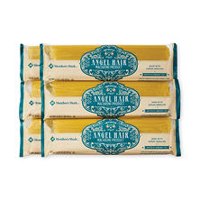 Member's Mark Italian Angel Hair Pasta (1 lb. ea., 6 ct.)