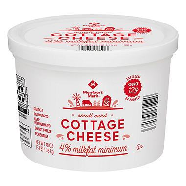 Members Mark 4 Cottage Cheese 3