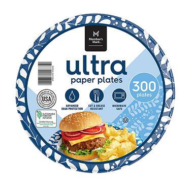 Memberu0027s Mark Ultra Plate ...  sc 1 st  Samu0027s Club & Memberu0027s Mark Ultra Plate 8-1/2