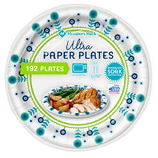 "Member's Mark Ultra Plate, 10-1/16"" (192 ct.)"