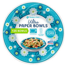 Member's Mark Ultra Paper Bowl, 20 oz. (135 ct.)