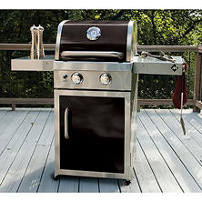 Member's Mark Two-Burner Gas Grill (Assorted Colors)