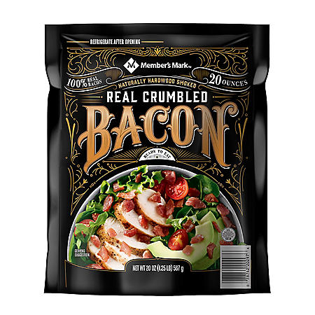 Member's Mark Real Crumbled Bacon (20 oz.)