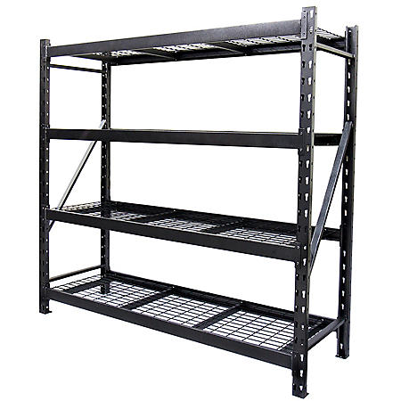Member's Mark 4-Shelf Industrial Storage Rack
