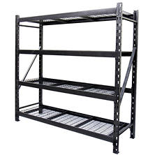 Member's Mark Commercial 4-Shelf Storage Rack