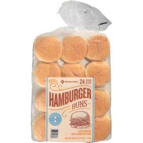 Member's Mark Hamburger Buns (24 ct., 40 oz.)