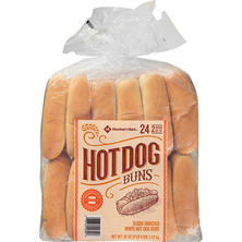 Member's Mark Hamburger Buns (24 ct., 40 oz.)