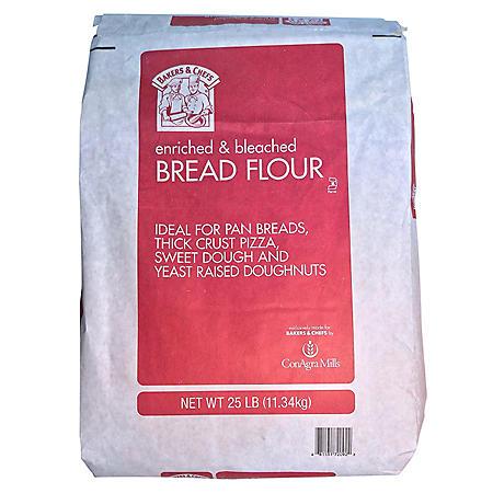 Member's Mark Bread Flour (25 lbs.)