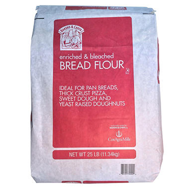 Member's Mark Bread Flour (25 lbs.)