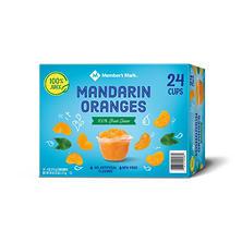 Member S Mark Mandarin Oranges 4 Oz