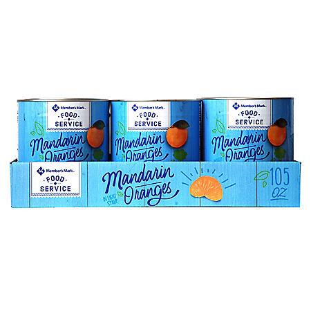 Member's Mark Mandarin Oranges (105 oz.)