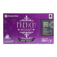 Deals on Member's Mark French Roast Coffee (100 single-serve cups)