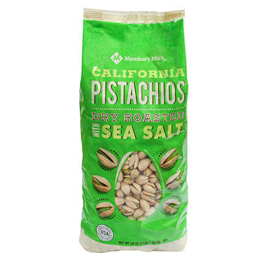 Member's Mark California Pistachios (3 lb.)