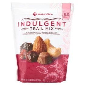 Member's Mark Indulgent Trail Mix (40 oz.)