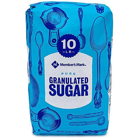 Member's Mark Granulated Sugar (10 lbs.)