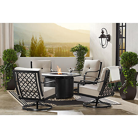 Member's Mark Barcelona 5-Piece Fire Pit Set