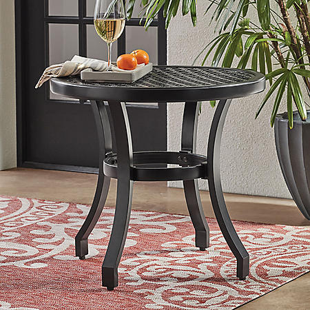 "Member's Mark Barcelona 24"" Side Table"