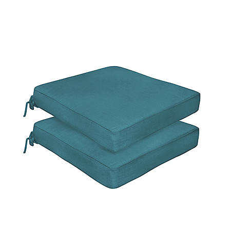 Member's Mark Sunbrella Multi-Purpose Cushion 2 Pack (Various Colors)