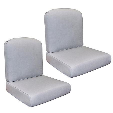 Member's Mark Sunbrella Deep Seating Cushion 2 Pack (Various Colors)