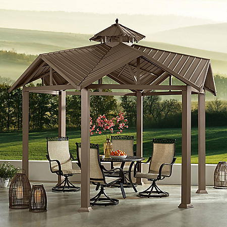 Member's Mark Villatic Hardtop Gazebo