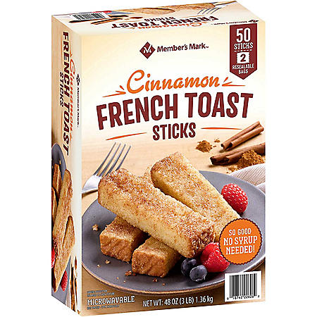 Member's Mark Cinnamon French Toast Sticks (50 ct.)