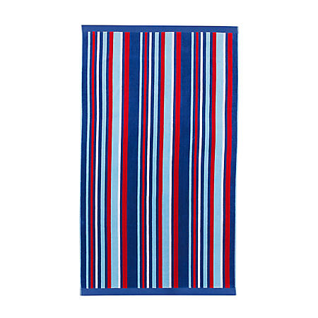 "Member's Mark Adult Beach Towel 40"" x 72"" (Assorted Colors)"