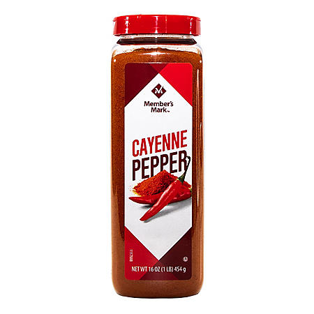 Member's Mark Cayenne Pepper (16 oz.)