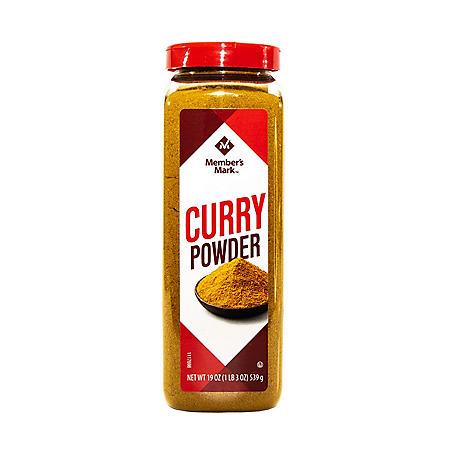 Member's Mark Curry Powder (19 oz.)