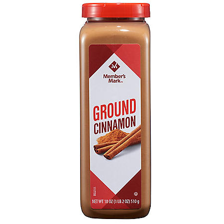 Member's Mark Ground Cinnamon (18 oz.)