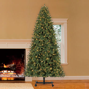 Member's Mark 7'- 9' Grow and Stow Adjustable Height Sonoma Fir Christmas Tree