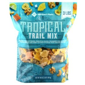 Member's Mark Tropical Trail Mix  (48 oz.)