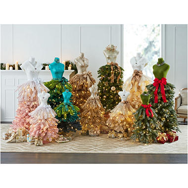 Member's Mark Premium 3' Dress Form Tree (Assorted Colors)