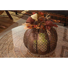 Member's Mark Harvest Pumpkin Centerpiece Decor