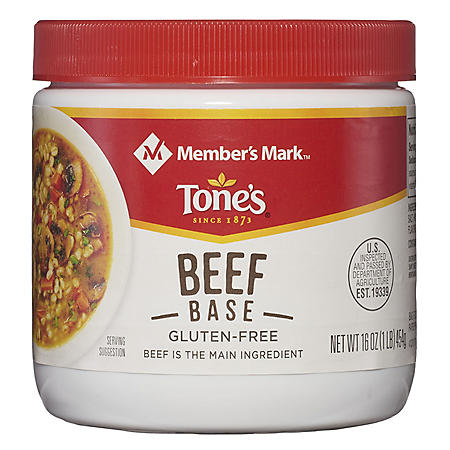 Member's Mark Tone's Beef Base (16 oz.)
