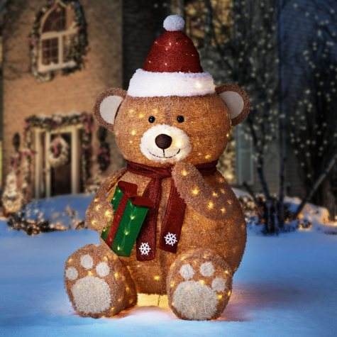 "Member's Mark 65"" Pop-Up Bear"