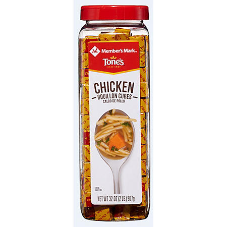 Member's Mark Tone's Chicken Bouillon Cubes (32 oz.)