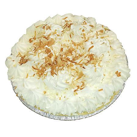 Member's Mark Coconut Cream Pie (10 in.)