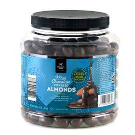 Member's Mark Chocolate Almonds (48 oz.)