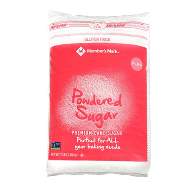Member S Mark Powdered Sugar 7 Lbs Sam S Club